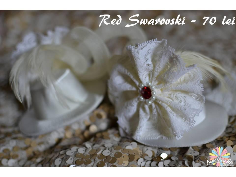 Red Swarovski