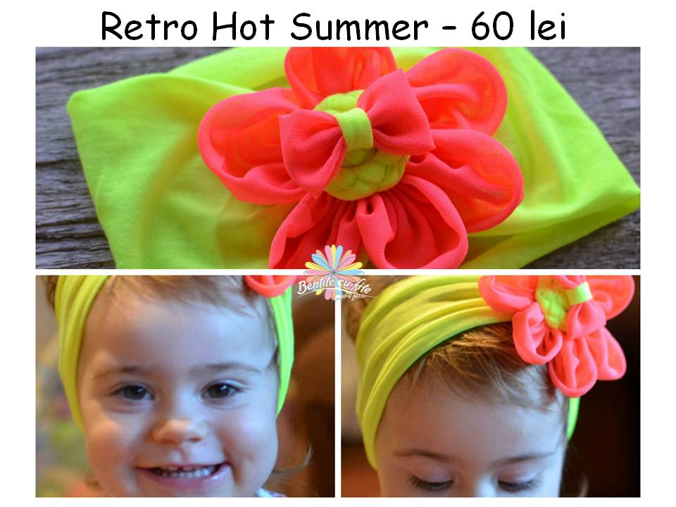 Retro Hot Summer