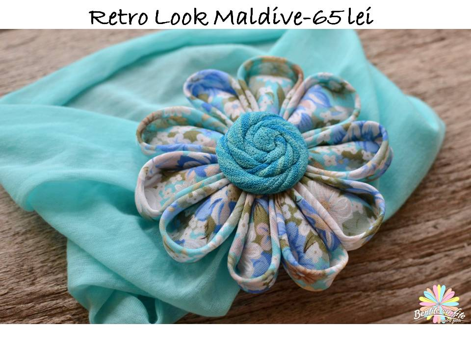 Retro Look Maldive