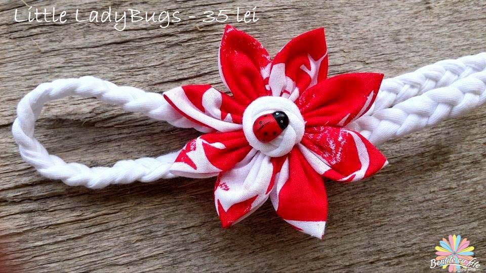 Little LadyBugs - 35 lei