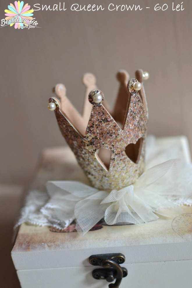 Small Queen Crown