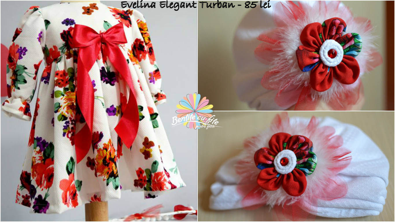 Evelina Elegant Turban
