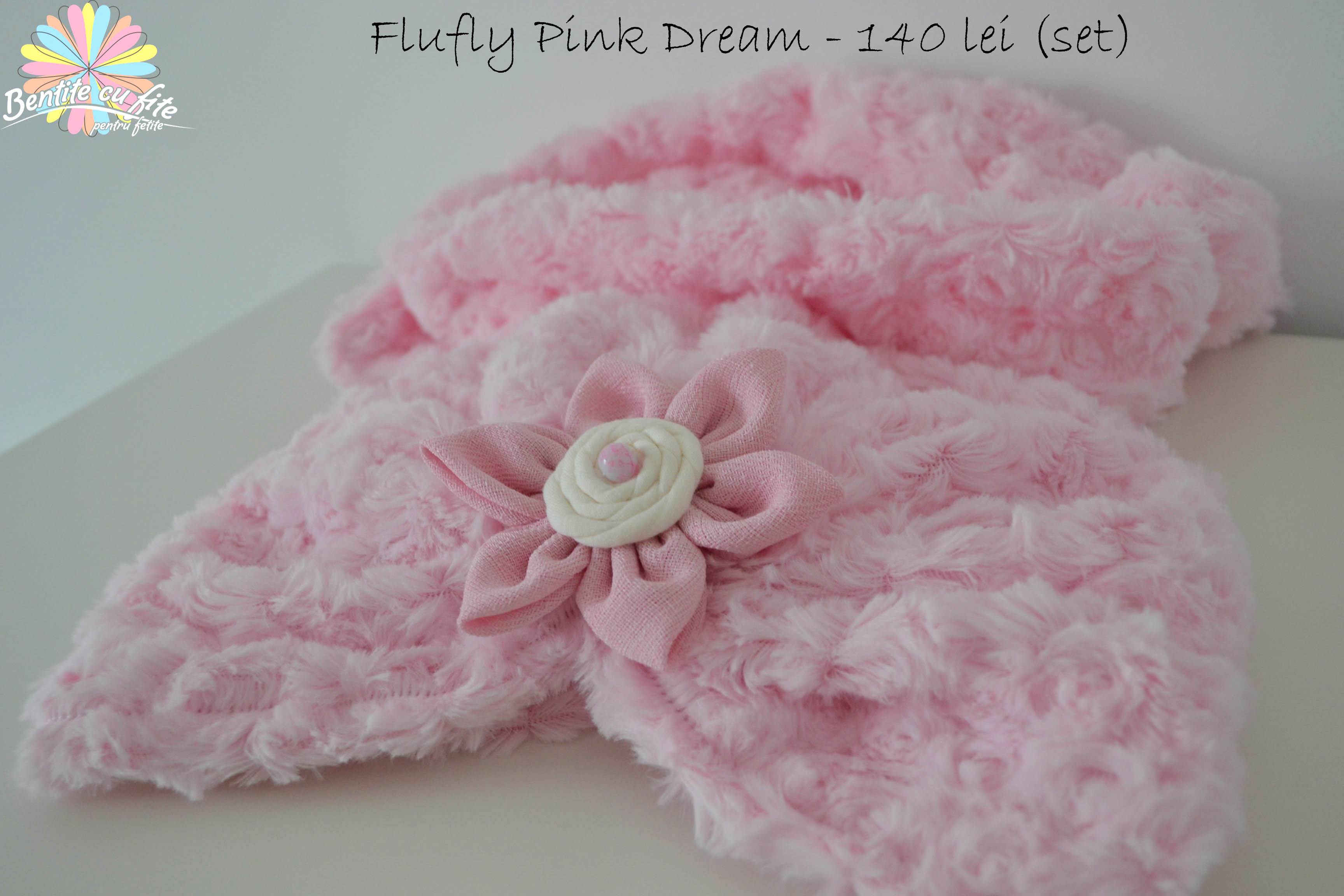 Flufly Pink Dream