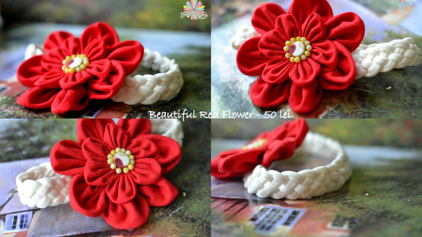 beautifull red flower