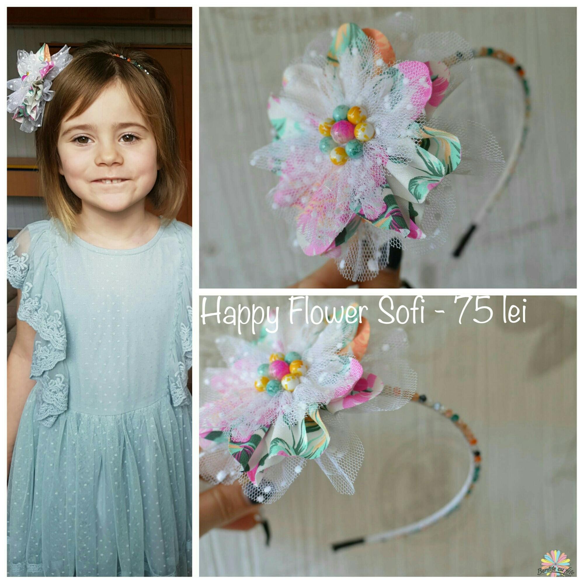 Happy Flower Sofi